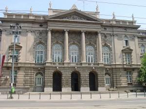 Zgrada Arhitektonskog fakulteta
