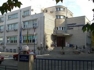 zgrada Fakulteta organizacionih nauka