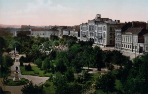 The Belgrade's First University buildings