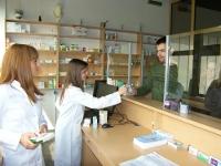 Simulirajuća apoteka na Farmaceutskom fakultetu