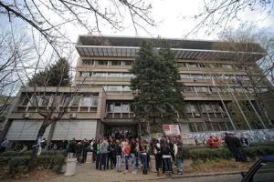 Zgrada Fakulteta političkih nauka