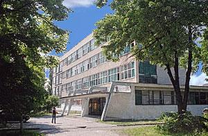 Zgrada Grafičke škole