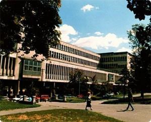 Zgrada Hemijskog fakulteta