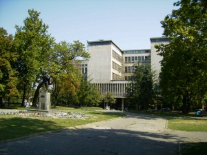 Zgrada Matematičkog fakulteta
