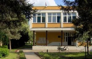 Zgrada Gimnazije u Obrenovcu