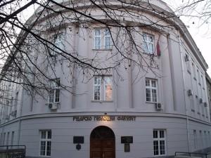 Zgrada Rudarsko-geološkog fakulteta