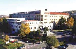 Zgrada Šumarskog fakulteta