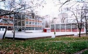 Zgrada Srednje Turistčke škole