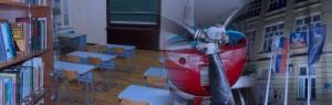 Slika vazduhoplovea akademije