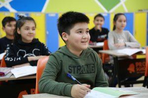 Radosno dete u školi